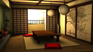 3D: Traditional Japanese room by niraeika ...