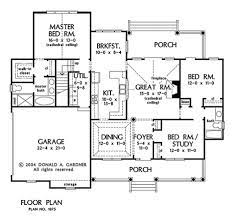 Montana a mark stewart small cottage house plan. 3 Bedroom Classic Cottage House Plan 1 Story House Design