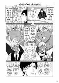 ✓ Akai X Amuro - Detective Conan Doujinshi Chap 16 Truyen Tranh