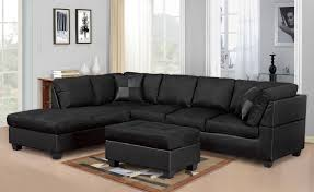 master furniture sectional sofa modern fabric microfiber faux leather sectional sofa 3pc com