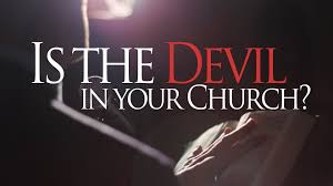 Image result for satan loves to work inside the church