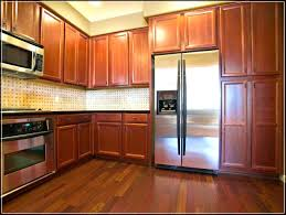 Having A Perfect Kitchen With Oak Kitchen Cabinets Inside Modern
