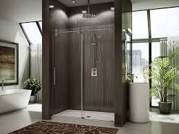 view larger image fleurco kinetik sliding shower doors