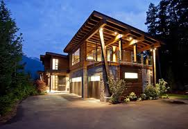 Small Picture mountain home exterior design Architecture and Design House