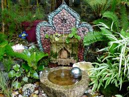 Small Picture Jeffrey Bales World of Gardens The Fountain of Life