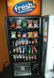 Healthy Vending Machine Franchises Amazing Vending Machines Are Getting More Healthy Food Options Business