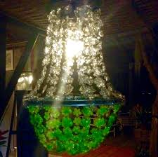 Upcycling Lampen Lamettas Art