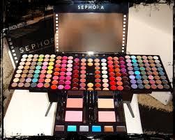 sephora cosmetics sephora makeup studio blockbuster palette kit eyeshadow lip gloss palettes sephora makeup studio blockbuster