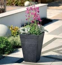 plastic plant stands plastic garden planters flowers plant stand balcony patio planter outdoor decor plastic fl plastic plant stands