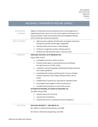 Property Insurance Adjuster Sample Resume Claims Adjuster Resume Objective Examples No Experience Medical 19