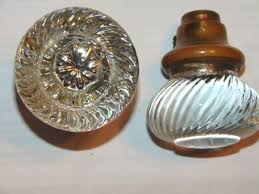 antique glass door knobs part antique glass door knobs d13