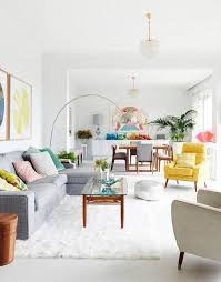 living room dining room combo. Interesting Living A Colorful Living Room Dining Combo And Living Room Dining Combo O