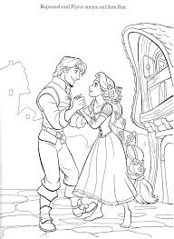Small Picture Flynn Rapunzel Disneys Tangled Coloring Page Disneys Tangled