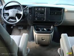 2005 Sandstone Metallic Chevrolet Express 3500 15 Passenger Van ...