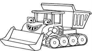 Small Picture How To Draw Bob The Builder Coloring Pages for Kids Learning