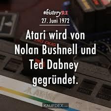 Kaufdex Lustige Sprüche Atari Wird Von Nolan Bushnell Und Ted