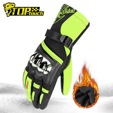 Motorcycle Gloves Motos Gloves <b>Winter</b> Thermal Fleece Lined ...