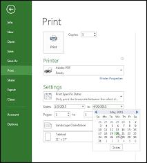 Microsoft Project Print Without Gantt Chart Microsoft Project Print To Pdf Options Explored