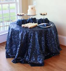 navy blue plastic tablecloth 70 inch round tablecloth