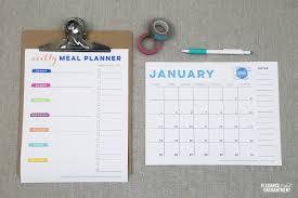 Calendar Planner Printable 2015 Free Printable 2015 Calendar Todays Creative Life