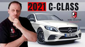 The seats are comfortable, but the rear seats aren't as spacious as the front. 2021 Mercedes C Class 10 Key Changes Exclusive Review What S New Youtube