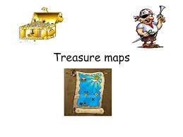 Design A Treasure Map Activity Treasure Maps