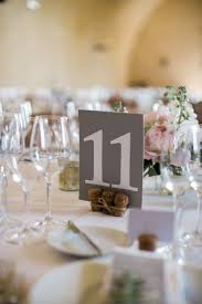 97 best escort cards images on pinterest wedding reception Wedding Escort Cards And Table Numbers place card or table number idea DIY Wedding Table Cards