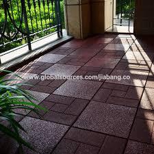 recycled rubber flooring outdoor. Beautiful Rubber China Outdoor Garden Interlocking Portobello Recycled Rubber Floor  Tiles With Plastic Base In Flooring