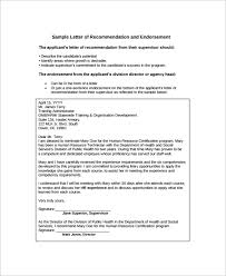 What Are Candidate Endorsement Letters Custom 48 Sample Endorsement Letters PDF