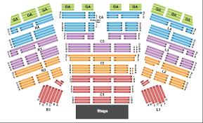 Seating Chart Soaring Eagle Otvod