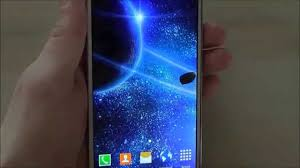 Free 3D HD space live wallpaper for ...