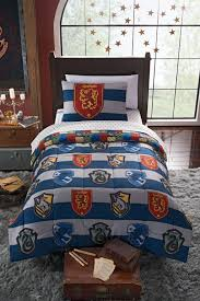 harry potter rugby pride 4 piece twin bed in a bag bedding set com