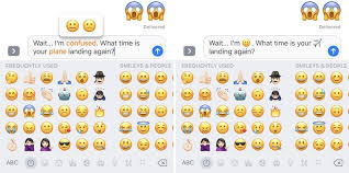 emoji text messages in ios 10 how to use emoji replacement and prediction