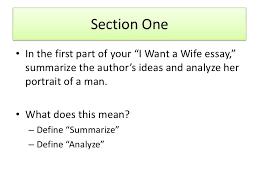 60 word essay looks like
