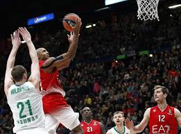 Olimpia Armani Milano vs Zalgiris Kaunas - Eurolega Basket