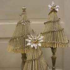 make trees from old books by joyworks featured totgreencrafts