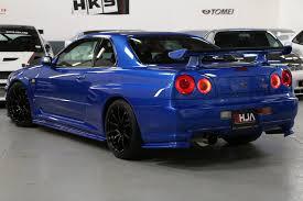 Harlow Jap Autos | UK Stock | Nissan Skyline R34 GT-R