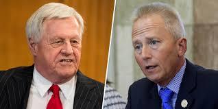 2 Democratic defectors join GOP in voting against Trump impeachment  resolution