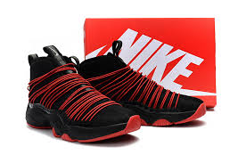 nike basketball shoes 2018. men nike zoom cabos red black basketball shoes   delicate colors,outlet boutique 2018