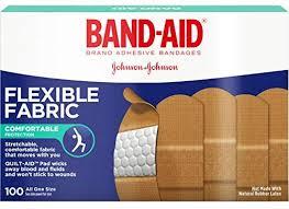 Band Aid Size Chart