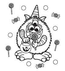 Get ready for halloween with 200+ free halloween coloring pages for kids, roundup of free printable coloring pages. Free Halloween Coloring Pages For Adults Kids Happiness Is Homemade