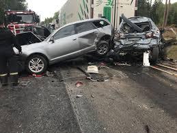 Latvian woman killed in crash