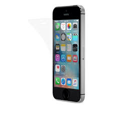 apple iphone. belkin trueclear invisiglass screen protector for iphone 5/5s/se apple iphone h