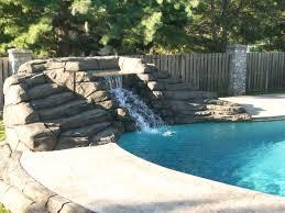 swimming pool builder in ground vanishing edge shotcrete ite aquacrete8