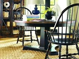luxury round dining table find stylish designs at luxedecor black 48 round pedestal dining table 48
