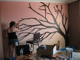 painting on the wallPainting Cherry Blossom Tree by Aeriith on DeviantArt