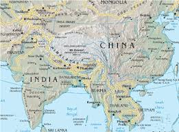fig 1 map of asia showing bangladesh, india, and nepal 1 figure Nepal India Map map of asia showing bangladesh, india, and nepal 1 nepal india border map