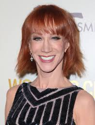 Kathy Griffin Apologizes To Donald Trump For Decapitated Prank.
