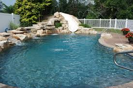 Backyard Swimming Pool Designs Fascinating RR Pools And Construction Inc Bringing Custom Designs To Your