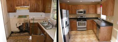 Kitchen Remodeling Before And After Small Kitchen Remodels Before And After House Decor